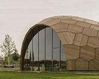 铝蜂窝板是新型建材的发展方向