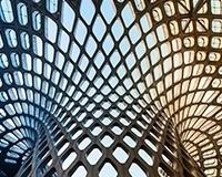 植绒铝蜂窝板用在幕墙建筑上有什么特点?