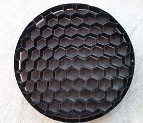 复合材料蜂窝芯结构缺陷分析有哪些?