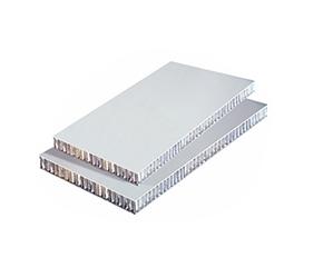 铝蜂窝板夹层板的应用
